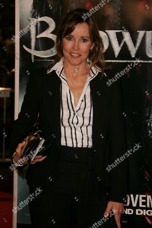Editorial picture of 'Beowulf' film premiere, Los Angeles, America - 05 Nov 2007