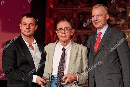 Editorial image of Gay Campaign Group Stonewall Awards, Victoria and Albert Museum, London, Britain - 01 Nov 2007