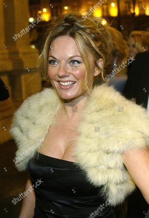 HALIWELL Former Spice Gril Geri Halliwell arrives for the traditional Opera Ball on at Vienna's State Opera