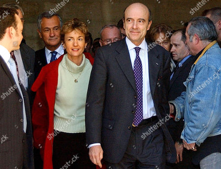 Editorial photo of FRANCE JUPPE, BORDEAUX, France