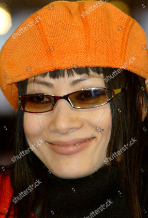 """LING The Chinese actress and jury member Bei Ling prior to the screening of the movie """"Thumbsucker"""" at the 55th International Film Festival Berlinale in the German capital Berlin"""