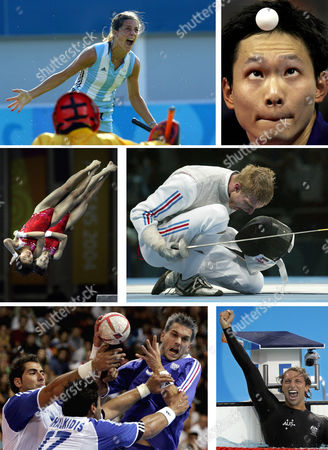Editorial picture of GREECE OLYMPIC MOMENTS, ATHENS, Greece