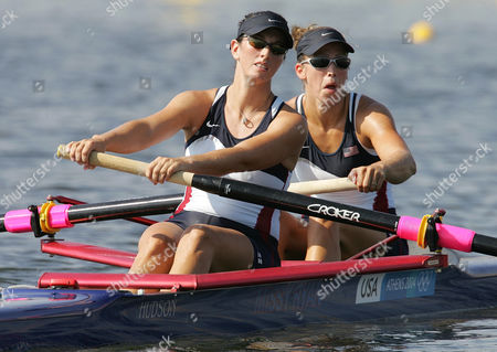 Editorial picture of GREECE OLYMPICS ROWING