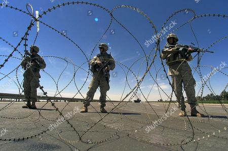 Editorial image of IRAQ, FALLUJAH, Iraq