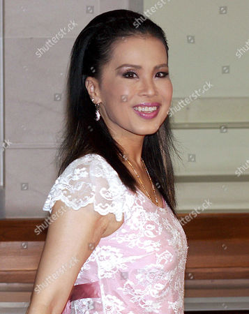 Princess Ubol Ratana eldest Daughter of Thai King Bhumibol Adulyadej