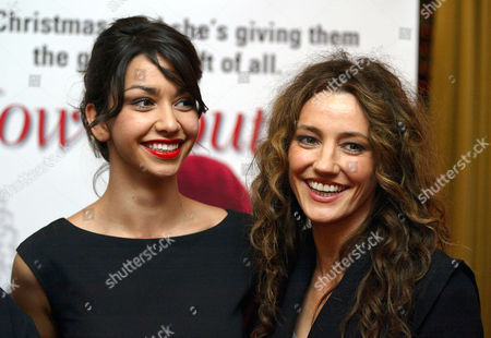 Editorial image of 'How About You' world charity film premiere, Dublin, Ireland - 07 Nov 2007
