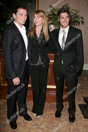 Matthew Rhys, Emily VanCamp and David Annable
