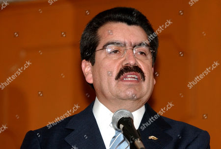 Mexican Public Safety Secretary Ramon Martin Huerta speaks during a news conference in Mexico City, . Huerta announced the appointment of two new deputies in Mexico City