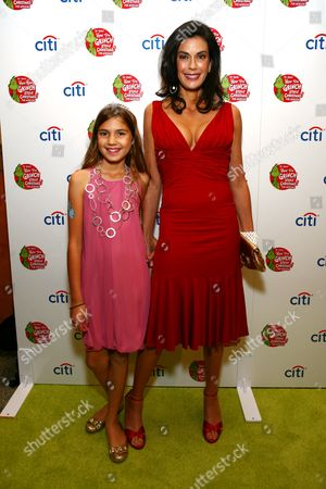 Teri Hatcher and her daughter Emerson Rose Tenney