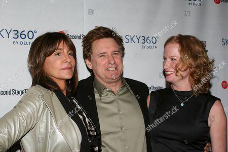 Mercedes Ruehl, Bill Pullman, Johanna Day