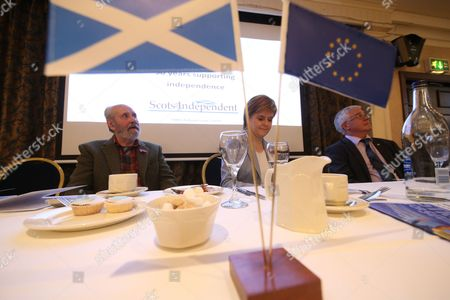 Editorial image of Scots Independent newspaper 90th Anniversary Lunch, Salutation Hotel, Perth, Scotland, UK - 05 Nov 2016