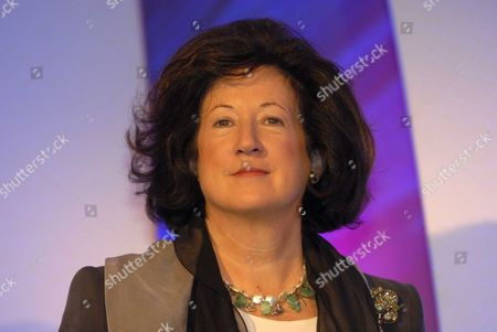 Stock Picture of Joyce Anelay at an Awards Ceremony
