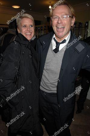 Fiona Golfar and David Collins