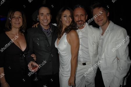 Editorial image of Grey Goose 'Character and Cocktails' Gala Premiere Party and Auction in Benefit of the Elton John Aids Foundation, London, Britain - 14 Nov 2007