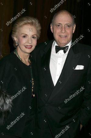 Carolina Herrera and Reinaldo Herrera