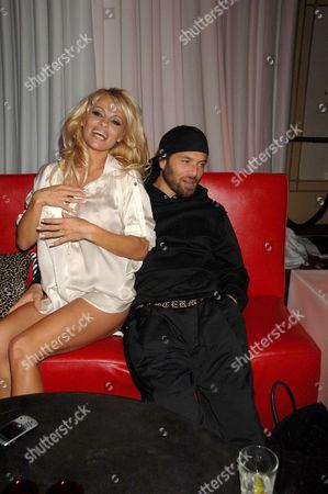 Pamela Anderson, Rick Salomon