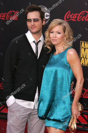 Editorial picture of American Music Awards 2007, Los Angeles, America - 18 Nov 2007