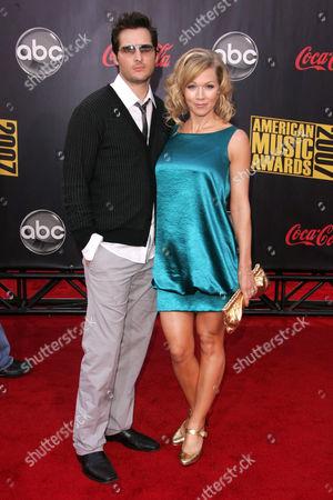 Editorial image of American Music Awards 2007, Los Angeles, America - 18 Nov 2007