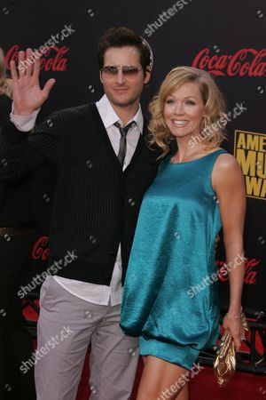 Editorial photo of American Music Awards 2007, Los Angeles, America - 18 Nov 2007
