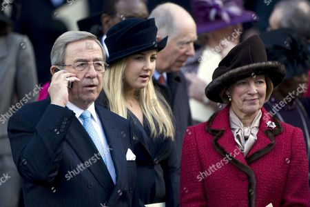 King Constantine, Princess Theodora of Greece and Denmark and Queen Anne-Marie