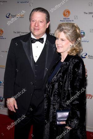 Al and Tipper Gore