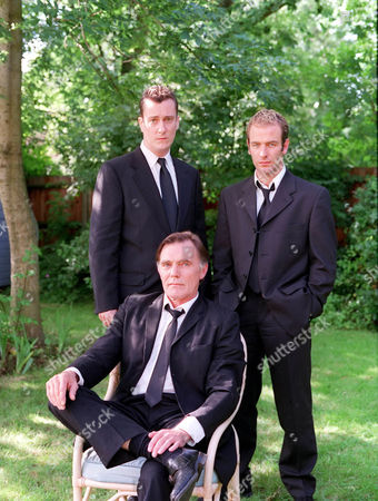 'Grafters' - 1998 Stephen Tompkinson, Robson Green and Maurice Roeves