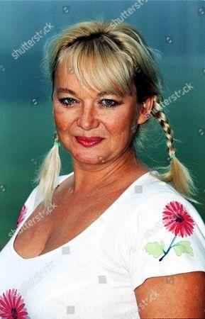 Nicola Duffett in 'Celebrity Fit Club' - 2002