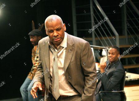 Trevor Laird ( Val )  Don Warrington ( Kwaku ) Javone Prince ( Kwaku Jr. )