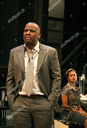 Don Warrington ( Kwaku ) Angel Coulby ( Issi )