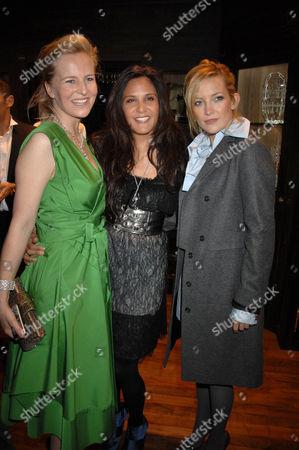 Alana Weston, Laurie Lynn Stark and Kate Hudson