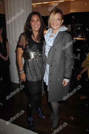 Laurie Lynn Stark and Kate Hudson