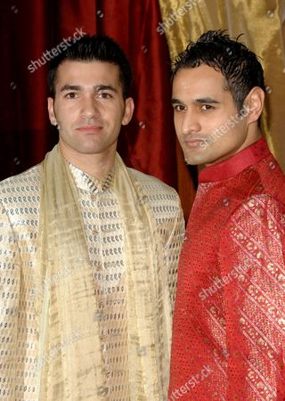 Wayne Perry and Nicholas Brown promote 'Miss Bollywood', a new musical based around an East London dance academy whose future is threatened by the 2012 Olympics