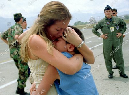 Editorial image of COLOMBIA KIDNAPPING, BOGOTA, Colombia