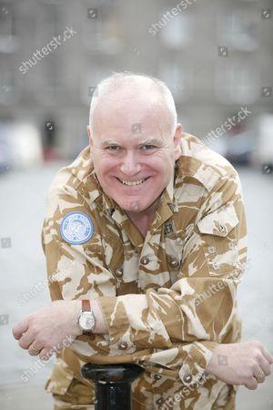 Editorial image of Ron Donachie, Edinburgh, Scotland, Britain - 25 Oct 2007