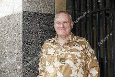 Editorial photo of Ron Donachie, Edinburgh, Scotland, Britain - 25 Oct 2007