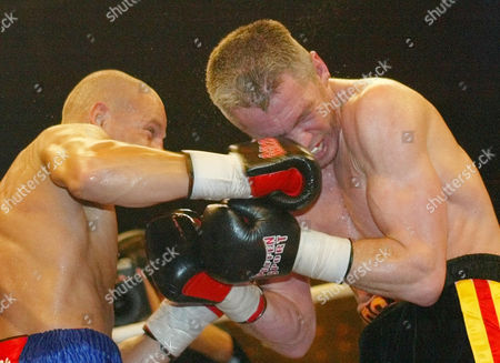 Editorial image of GERMANY BOXING, STUTTGART, Germany