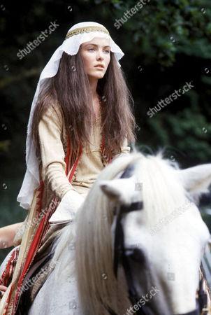 'Robin of Sherwood' - Stephanie Tague as Lady Mildred de Bracy - 1986