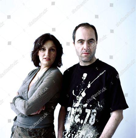 'Quite Ugly One Morning' - Daniela Nardini (Sara Slaughter), James Nesbitt as Jack Parlabane - 2004