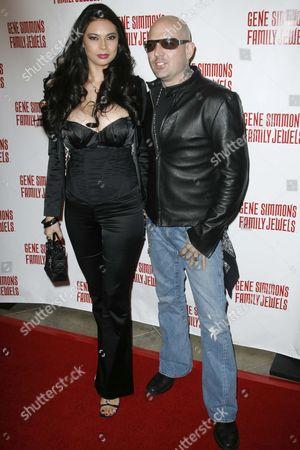 Tera Patrick and husband  Evan Seinfeld