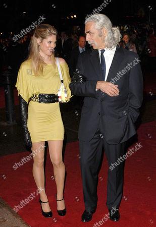 Sam Elliott and daughter Cleo Rose