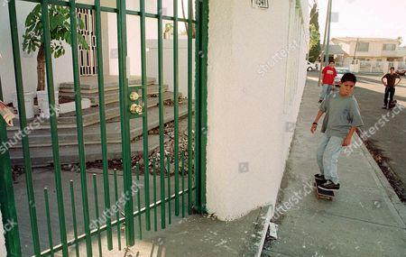 Editorial image of MEXICO DRUG GANG, TIJUANA, Mexico