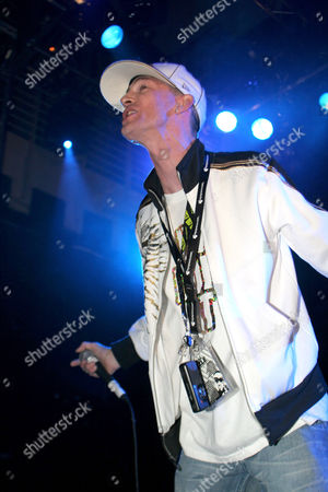 Editorial image of 'Back to Bizznizz' Tour at The Islington Academy, London, Britain - 29 Nov 2007