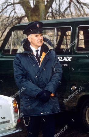 FULTON MACKAY IN 'PORRIDGE' TV