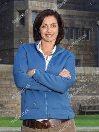 Television Presenter Melissa Porter