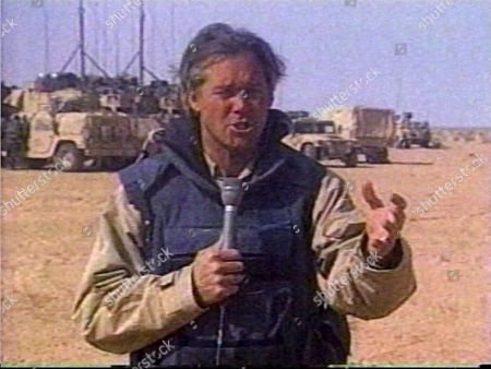 BLOOM NBC News correspondent David Bloom reports from Iraq in this undated image from television. Bloom, who has been reporting on the war from the Iraqi desert, died from a pulmonary embolism, the network announced. Bloom was the anchor of the weekend Today show and had been traveling with U.S. troops for several weeks in Iraq. He was 39