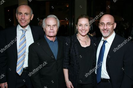 Kevin McCormick, Richard Zanuck, Lily Zanuck and Jeff Robinov