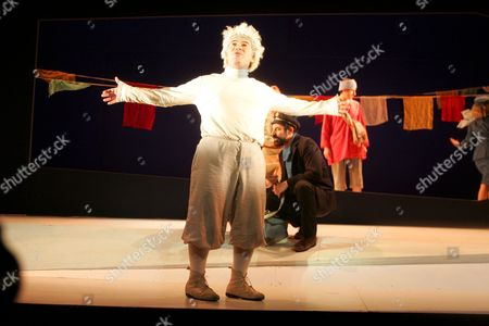 Miltos Yerolemou as Snowy