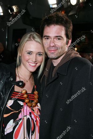 Polly Brown and Billy Burke