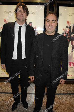 Directors Barnaby Thompson and Oliver Parker