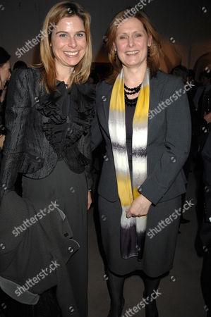 Tor Gooder and Sarah Brown